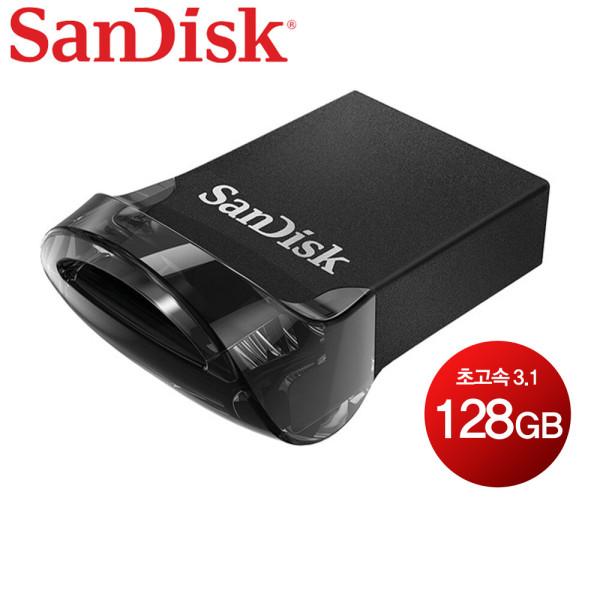 샌디스크 초고속 울트라 핏 Z430 USB 메모리 128GB 상품이미지