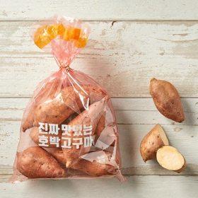 진짜 맛있는 호박고구마 1.2KG(봉)