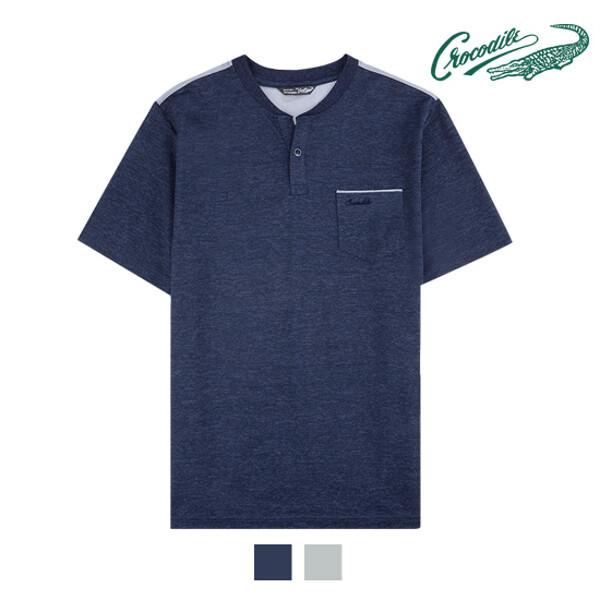 (현대Hmall) 크로커다일  서커 쿨 차이나 카라 티셔츠 CDAA5TS2409 상품이미지