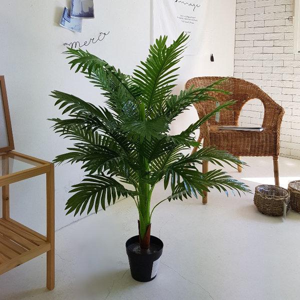 아레카 야자나무(110cm) 조화나무 인조나무 인테리어 상품이미지