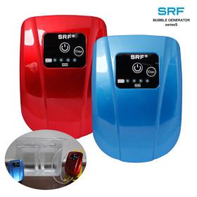 S5 레드 기포기 충전식 차량용 휴대용 산소 낚시용품