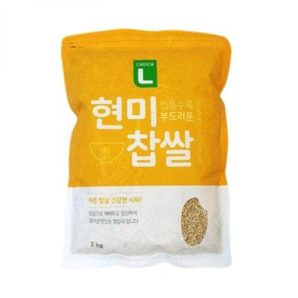 초L)현미찹쌀/2KG 상품이미지