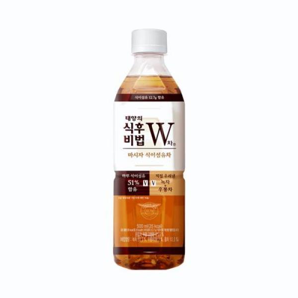 코카)W차 식후비법 500ML 상품이미지