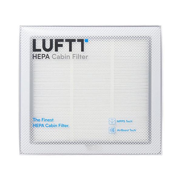 루프트 HEPA 에어컨필터 LH132/차량용 미세먼지 필터 상품이미지