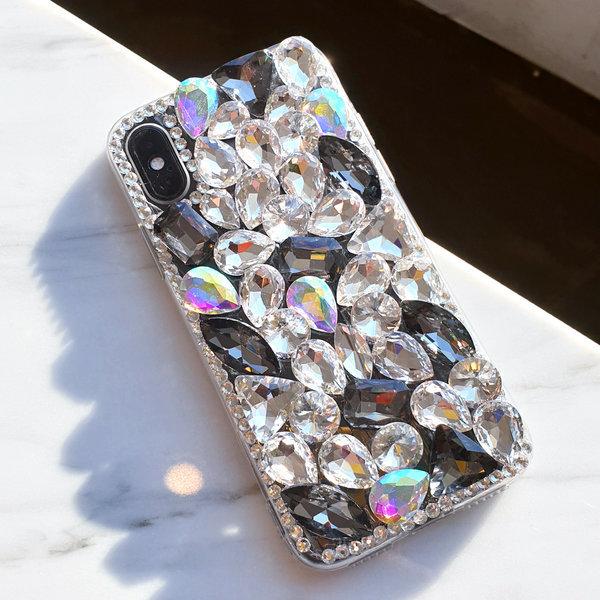 아이폰11 XS갤럭시S10 5G S9 노트9 노트10 큐빅케이스 상품이미지