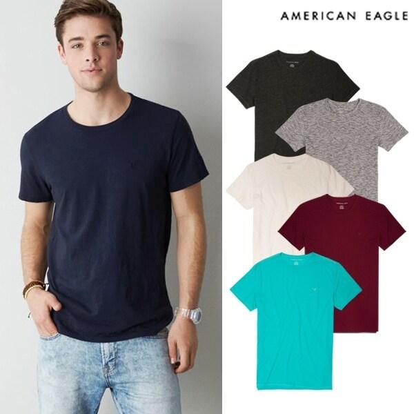 아메리칸이글 크루넥 반팔티셔츠 10종 택1 상품이미지
