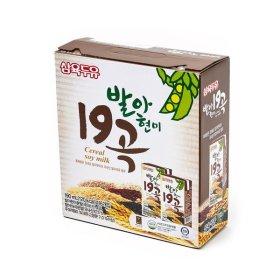 삼육 발아현미19곡두유 190ml x 32팩 스마일배송