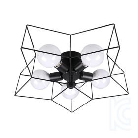 LED방등/조명/등기구 별 5등 방등 60W