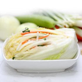 명가김치 백김치 3kg/HACCP