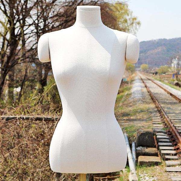 여자 상반신 논노 바디 마네킹 옷가게 옷걸이 행거 상품이미지