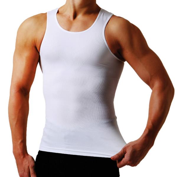 BRO 브로 남성 남자 보정속옷 나시 런닝 뱃살 여유증 상품이미지