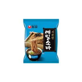 [농심] 메밀소바 20봉