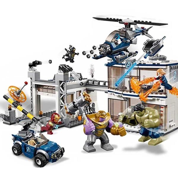 레고 호환 슈퍼히어로즈 어벤져스 앤드게임 연합전투 상품이미지