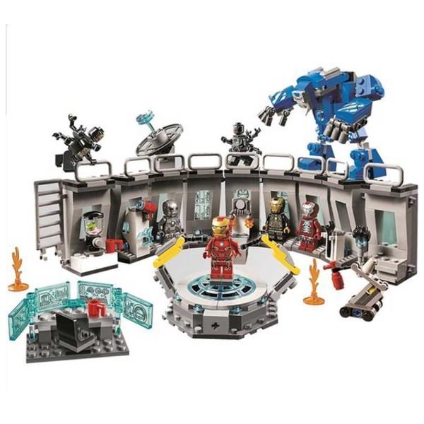 레고 호환 슈퍼히어로즈 앤드게임 아이언맨기지 2세대 상품이미지