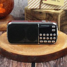 효도라디오 트로트라디오 어버이날선물 휴대용라디오