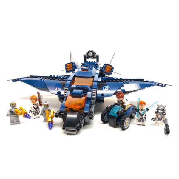 레고 호환 슈퍼히어로즈 앤드게임 얼티메이트 퀸젯 상품이미지