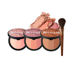 Artclass By Rodin Blusher+All Over Brush