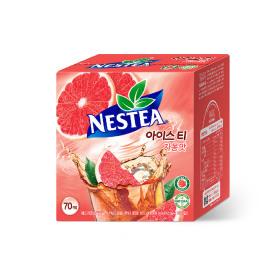 네스티 자몽 아이스티 70T/음료 (+선풍기증정)