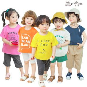 [까꿍놀이터]까꿍놀이터 F/W 유아옷 티셔츠/팬츠/상하복/맨투맨