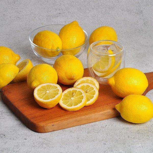 상큼함이 톡톡터지는 레몬 50과 개당 122g 내외 상품이미지