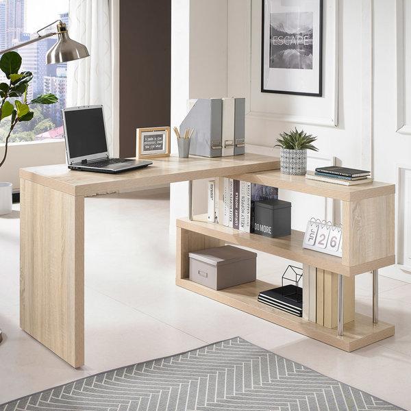 로그 책상 책장 컴퓨터책상 사무용책상 서재책상 상품이미지