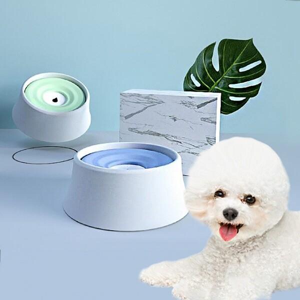 대구백화점 II관   유앤펫 강아지 고양이 옹달샘 물그릇 식수기 (반려견 급수기1.2L) 상품이미지