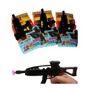 1+2 액션 12발다트총(3개) SNS인기장난감 어린이선물