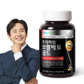 프리미엄 쏘팔메토 골드 1병 3개월분/ 전립선 건강