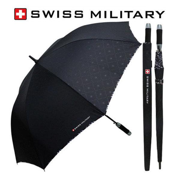 70 자동 엠보선염바이어스 우산 장우산 고급 브랜드 상품이미지