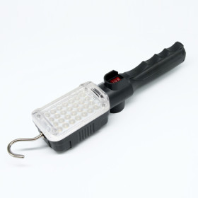 산업용 충전식 스탠드 LED 작업등 써치라이트 랜턴