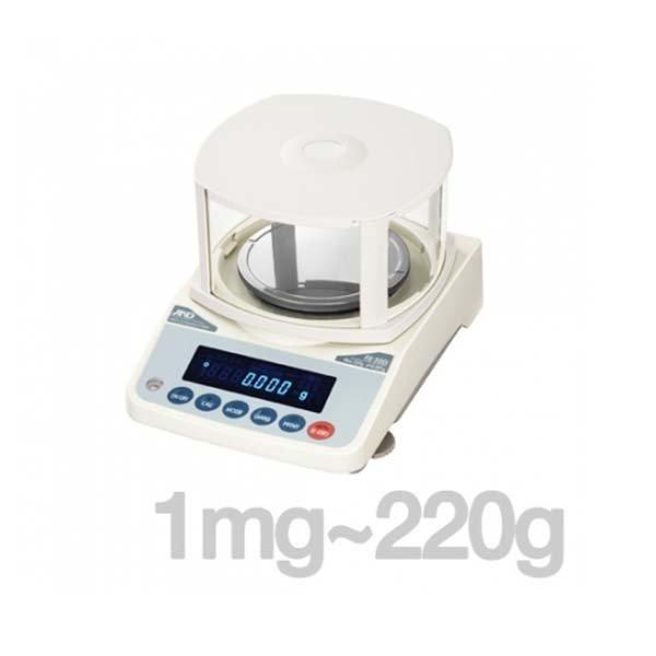 AND 초정밀 전자저울 밸런스 FX-200i(0~220g/1mg단위) 상품이미지