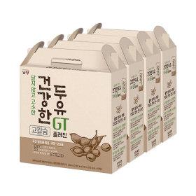 맛있는두유GT(건) 플레인 190mlX64팩 100%국산발효콩