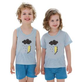 Korean/Kids /Children/Junior/Innerwear/House Dresses/Pyjamas
