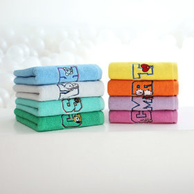 Genuine product BT21 bath towel hotel towel emblem badge towel