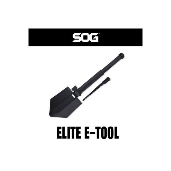SOG 멀티툴 Elite E Tool F19 N 엘리트 툴 삽 상품이미지