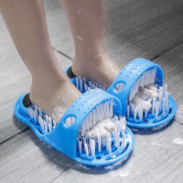 풋브러쉬 발브러쉬 풋케어 발관리  간편히 혼자 발닦기 상품이미지