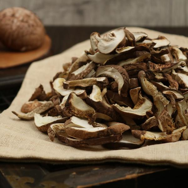 참나무원목 표고버섯 가루120g / 슬라이스180g 상품이미지