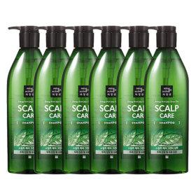 mise en scene Scalp Care Shampoo 680ml 5pcs