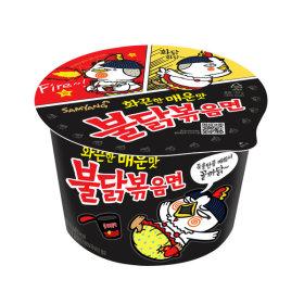 불닭 볶음면 큰컵 105g/라면모음 / 라면골라담기