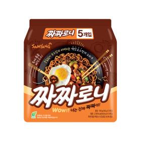 짜짜로니 140g x 5봉 멀티 /무료배송