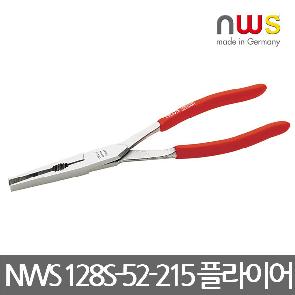 NWS/128S-52-215/메카닉플라이어/펜치/니퍼/8인치 상품이미지