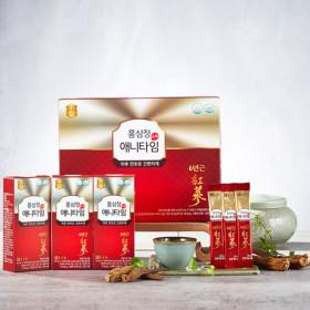 6년근 홍삼정스틱 애니타임 1박스 쇼핑백증정