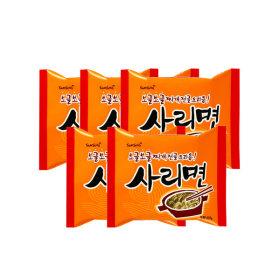 사리면 110g x 5봉 멀티 /임박특가~8/17