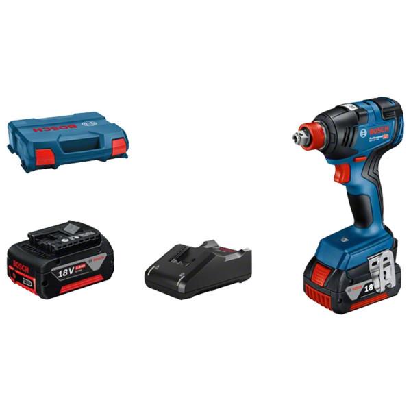 보쉬/GDX 18V-200 C/충전임팩드라이버렌치/6.0Ah/풀셋 상품이미지