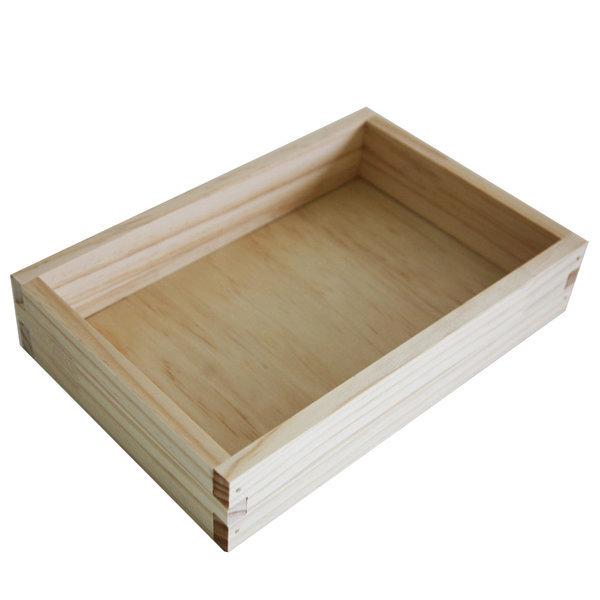외경10cm 깊이 diy 우든올박스 만들기반제품 나무상자 상품이미지