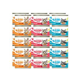야미스토리 3종 160g 10+10+10캔 (총 30캔)