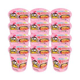 까르보 불닭 볶음면 80g x 12개 박스 포장