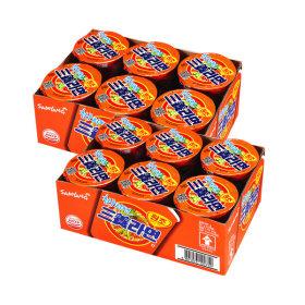 삼양라면 컵라면 65g x 12개 박스 포장