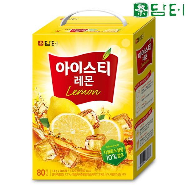 아이스티/레몬 홍차 에이드 분말 80T 상품이미지