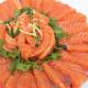 노르웨이연어회(스테이크초밥) (슬라이스)생연어300g